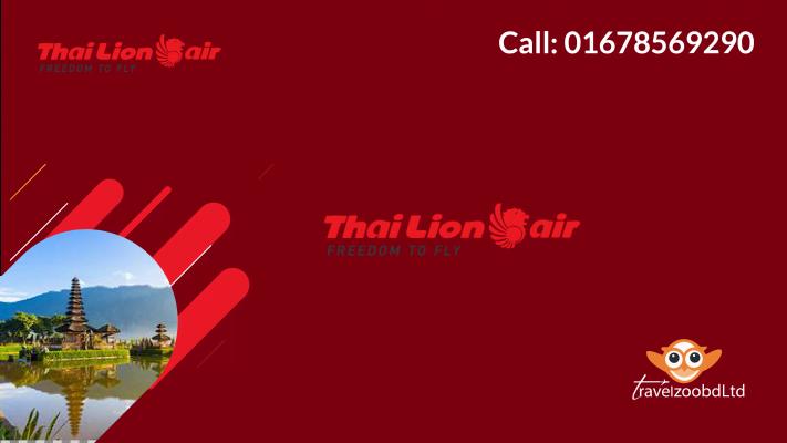 Thai Lion Air Sales Office In Dhaka