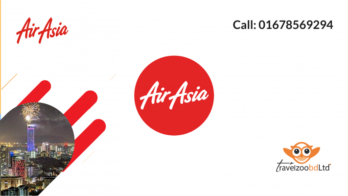 Air Asia Sales Office in Dhaka