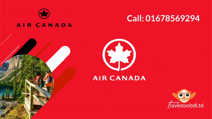 Air Canada Sales Office in Dhaka