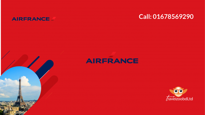 Air France Sales Office in Dhaka