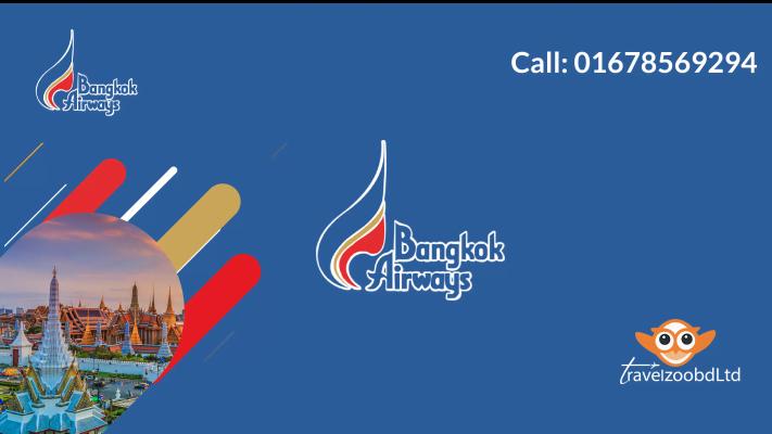 Bangkok Airways Sales Office in Dhaka