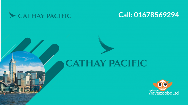 Cathay Pacific Airways Sales Office in Dhaka