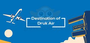 Druk Air Destination