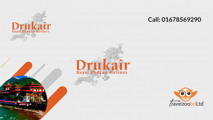 Druk Air Sales office in Dhaka