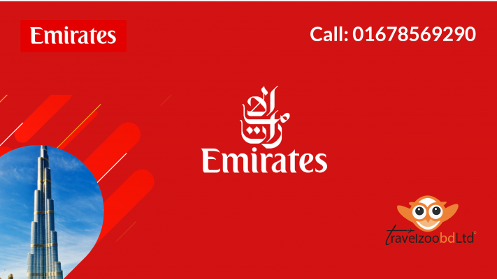 Emirates Airlines Sales Office in Dhaka