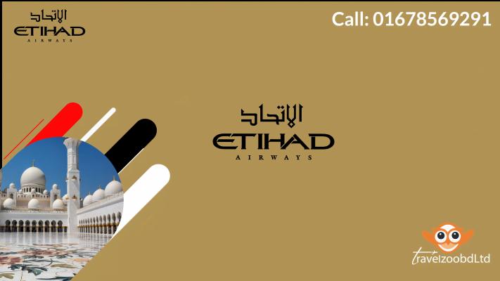 Etihad Airways Sales Office in Dhaka