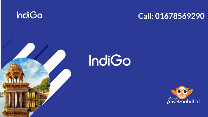 Indigo Airlines Sales office in Dhaka