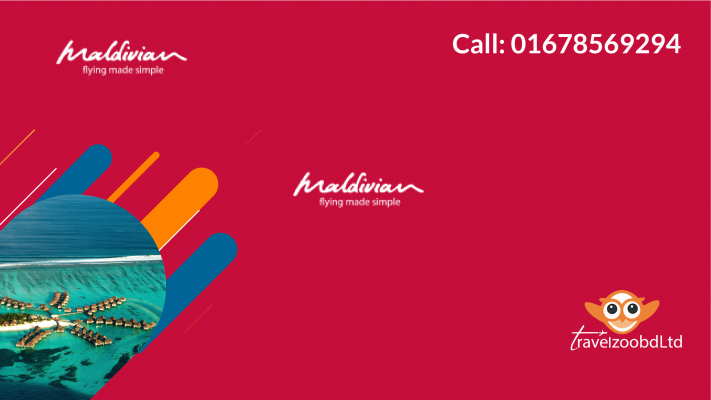 Maldivian Airlines Sales Office In Dhaka