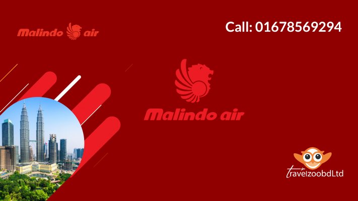 Malindo Air Sales Office in Dhaka