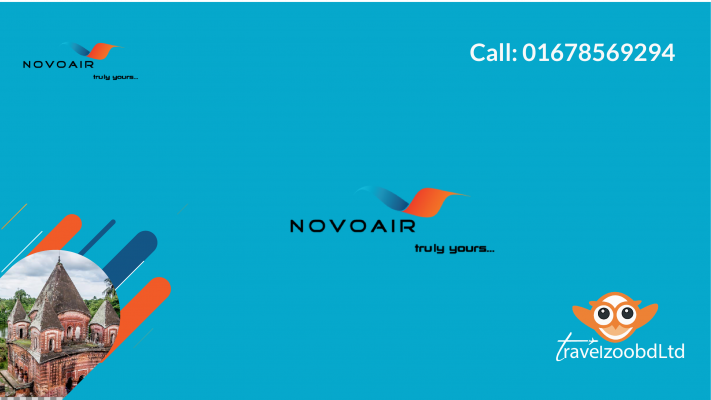 Novo Air Sales Office in Dhaka