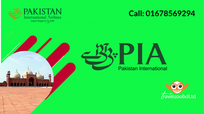 Pakistan International Airlines Sales Office in Dhaka