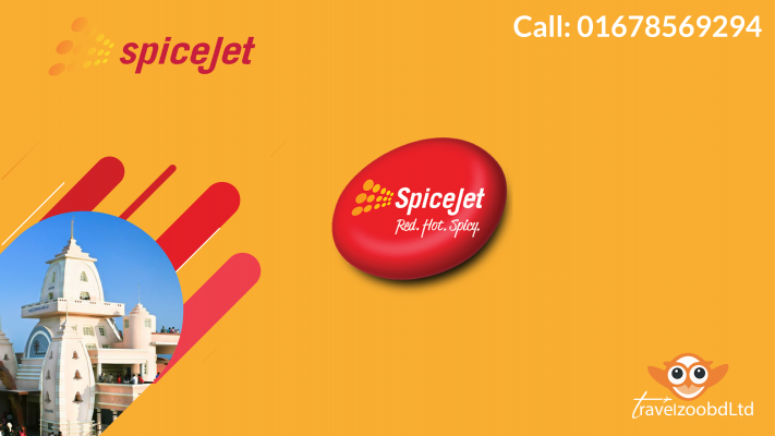 SpiceJet Airlines Sales Office in Dhaka