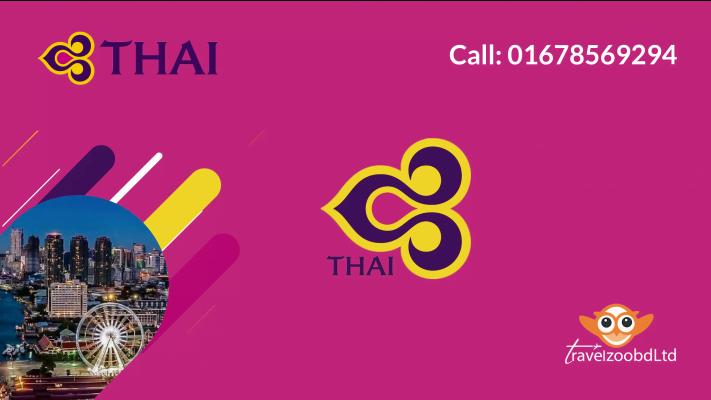 Thai Airways Sales Office in Dhaka