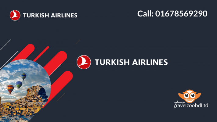Turkish Airlines Sales Office In Dhaka