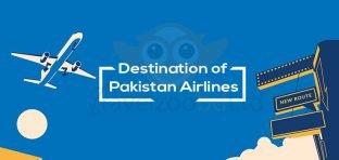 Pakistan International Airlines Destination