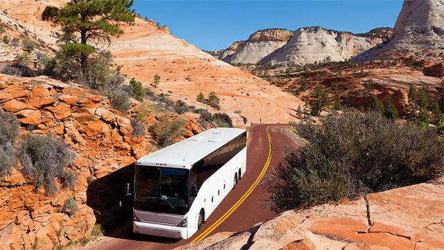 Bus tours Grand